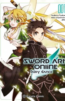 Sword Art Online Fairy Dance nº 01/03