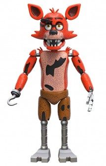 "Figura articulada - Five Nights at Freddy´s ""Foxy"""