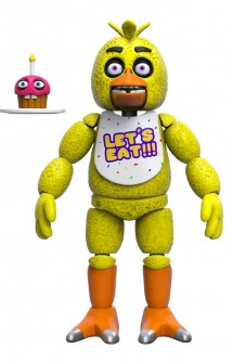 "Figura articulada - Five Nights at Freddy´s ""Chica"""