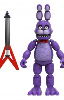 "Figura articulada - Five Nights at Freddy´s ""Bonnie"""