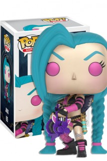 "Pop! Games: League of Legends ""Jinx"""