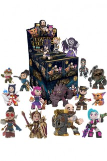 Mystery Minis: League of Legends