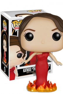 "POP! Movies: Los Juegos del Hambre - Katniss ""The Girl On Fire"""