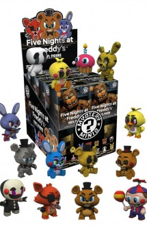 Mystery Minis: Five Nights at Freddy's