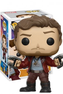 Pop! Marvel: Guardianes de la Galaxia Vol. 2 - Star-Lord