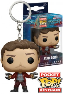 "Pocket Pop! Keychain: Guardianes de la Galaxia Vol.2 ""Star-Lord"""