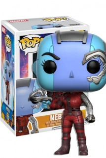Pop! Marvel: Guardianes de la Galaxia Vol. 2 - Nebula