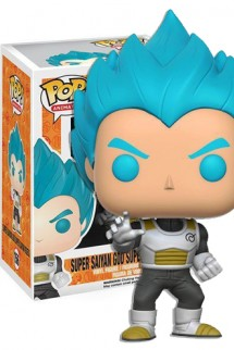 Pop! Animation: Dragon Ball Resurrection F - Super Saiyan God Vegeta