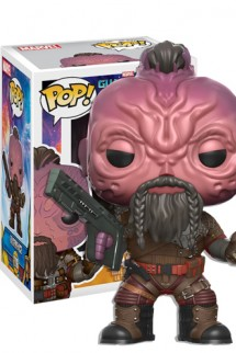 Pop! Marvel: Guardianes de la Galaxia Vol. 2 - Taserface