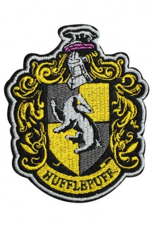 "Harry Potter Deluxe Edition Crests Badges ""Hufflepuff"""