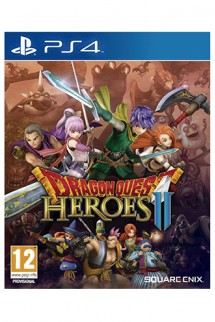 Dragon Quest Heroes II Standard Edition - PS4