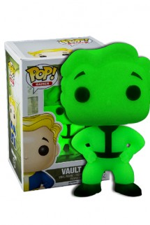 Pop! Games: Fallout Vault Boy - Exclusive Glows in the Dark
