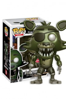 Pop! Games: Five Nights At Freddy's - GitD Phantom Foxy LIMITED
