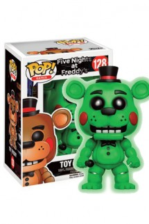 Pop! Games: Five Nights At Freddy's - GitD Toy Freddy LIMITED