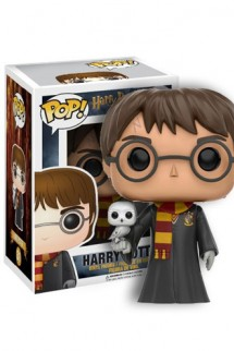 Pop! Movies: Harry Potter - Harry Potter with Hedwig