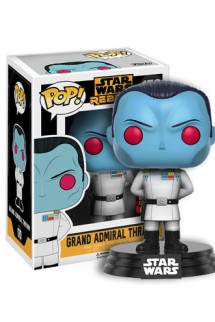 Pop! Star Wars Celebration Limited Edition - Grand Admiral Thrawn