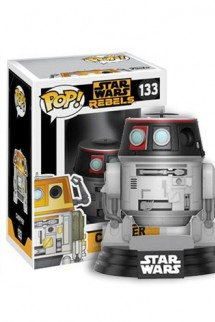 Pop! Star Wars Celebration Limited Edition - Chopper SWC Exc