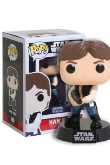 Pop! Star Wars Celebration Limited Edition - Han Solo SWC Exc.