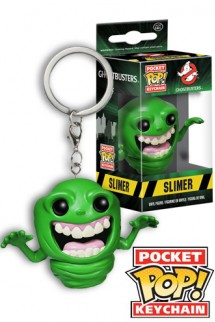 Pop! Keychain: Ghostbusters - Moquete