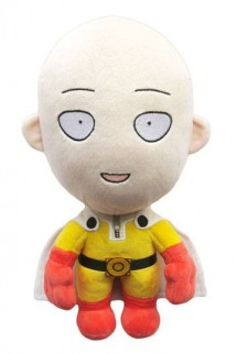 One-Punch Man - Peluche Saitama Happy
