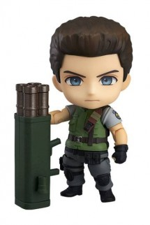 Resident Evil Nendoroid Figura PVC Chris Redfield