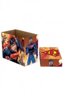 DC Comics Storage Boxes Superman Fly
