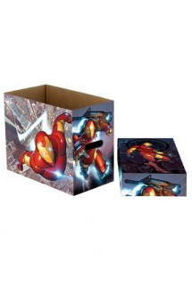 Marvel Comics Storage Boxes Iron Man Flight