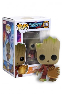 Pop! Marvel: Guardianes de la Galaxia Vol.2 - Groot Ravager Patch