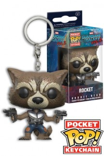 "Pocket Pop! Keychain: Guardianes de la Galaxia Vol.2 ""Rocket"""
