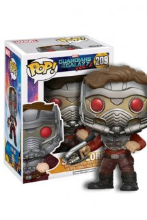 Pop! Marvel: Guardianes de la Galaxia Vol. 2 - Star-Lord Limitada