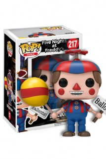 Pop! Five Nights at Freddy's: Balloon Boy Exclusivo