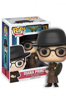 Pop! Movies: Wonder Woman - Diana Exclusivo