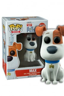 Pop! Movies: Mascotas - Max Flocked