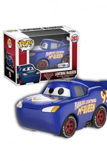 Pop! Cars: Lightning McQueen Blue Limited