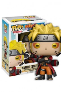 Pop! Animation: Naruto Shippuden - Naruto Sage Mode Limited