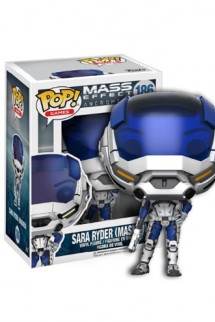Pop! Games: Mass Effect: Andromeda - Sara Ryder Limited