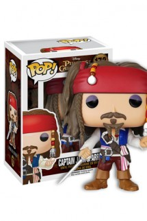 Pop! Disney: Piratas del Caribe - Jack Sparrow