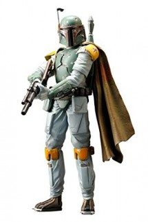 Star Wars - Estatua PVC ARTFX+ 1/10 Boba Fett Cloud City
