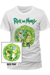 Rick y Morty - Camiseta Portal