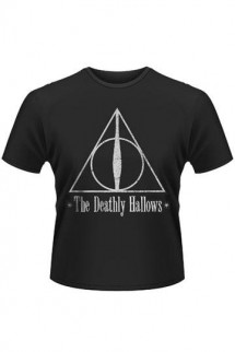 Harry Potter - Camiseta Deathly Hallows