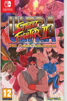 Ultra Street Fighter 2 Switch