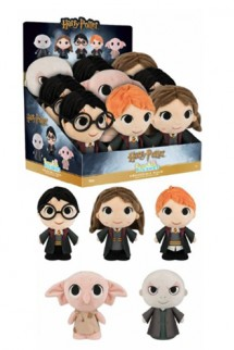 Funko: Peluches Harry Potter Serie 2