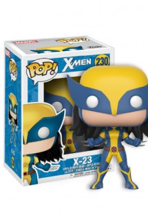 Pop! Marvel: X-Men - X-23 Exclusivo