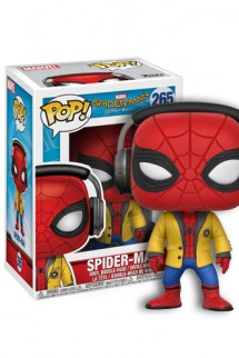 Pop! Movies: Spiderman Homecoming - Spiderman con auriculares
