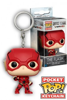 Pop! Keychain: Justice League - Flash