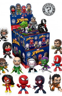 Mystery Minis: Spiderman Classic
