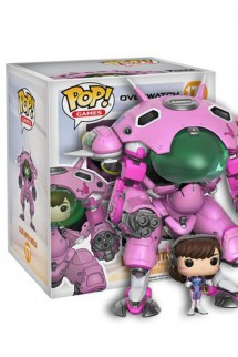 Pop! Game: Overwatch - D.Va & Meka 6""