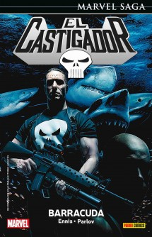 El Castigador 7. Barracuda (Marvel Saga 38)