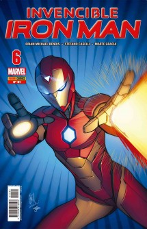 Invencible Iron Man Vol 2 81