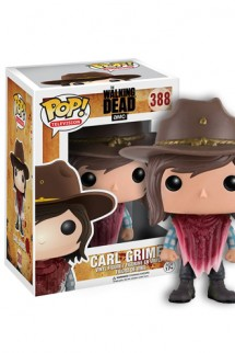 Pop! TV: The Walking Dead - Carl Grimes (con pañuelo)